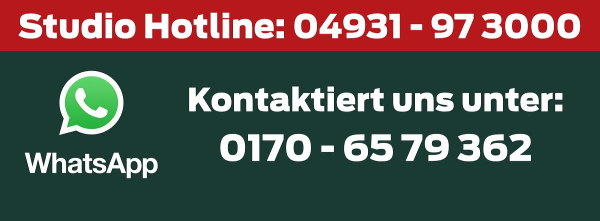 WhatsApp-Hotline