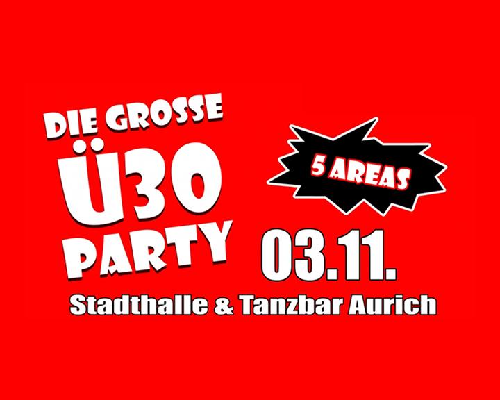 Ü30 Party in Aurich