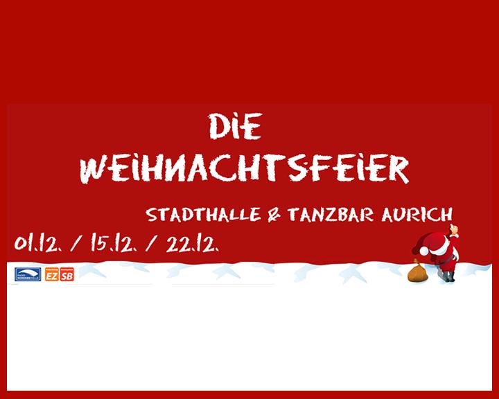 Weihnachten feiern wir zusammen!