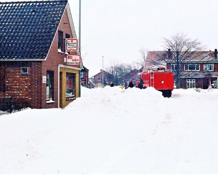 Rückblick: Schneekatastrophe 1979