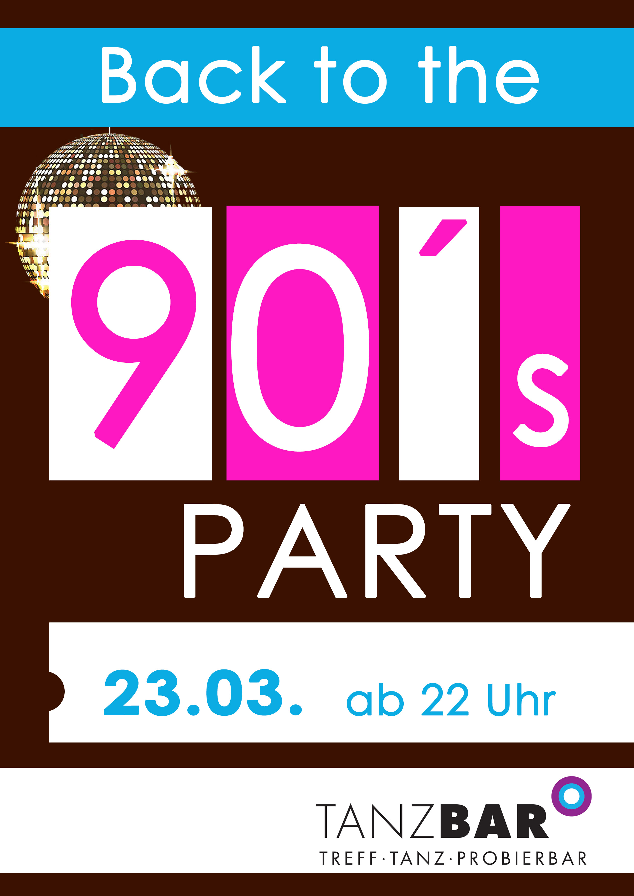 Back to the 90s - Tanzbar Aurich - Radio Nordseewelle