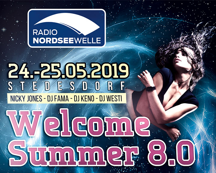 Welcome Summer Party 2019
