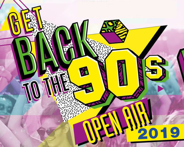 Get Back To The 90s | LIVE!