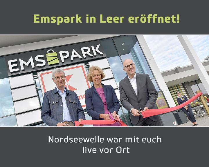 Neuer Einkaufspark in Leer eröffnet