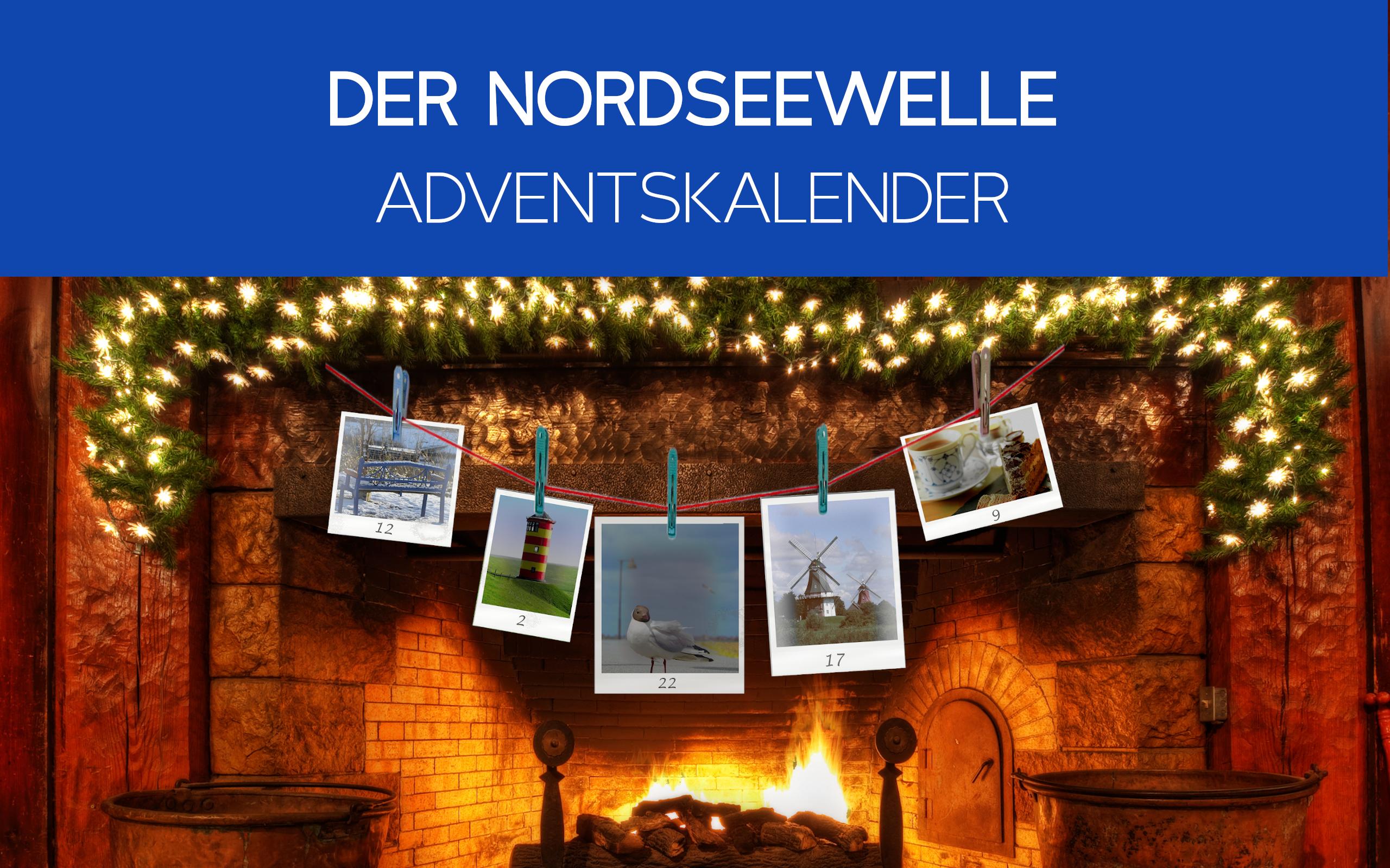 Der Nordseewelle Adventskalender